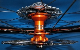 PROJECT321 Hubs w/ Derby Rims -custom order wheelset-
