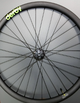 CX 23i 700c Wheel Set - White Industries 11-spd, Gravel Road