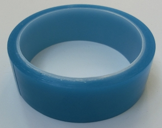 Blue Rim Tape 30mm x 10M - for (2) 35i - 40i Derby Rims